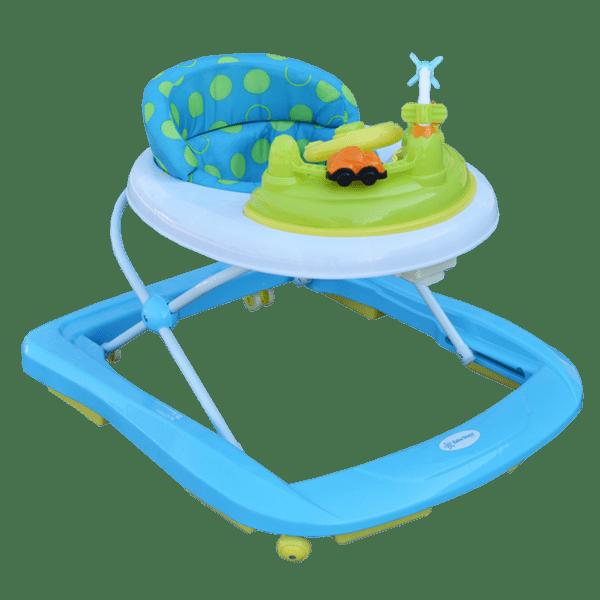 Bebe Stars Проходилка за бебе Magic Park синя 4209
